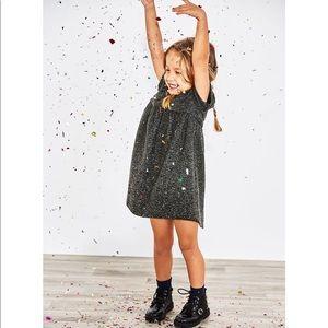 Zara   baby girl pearl dress